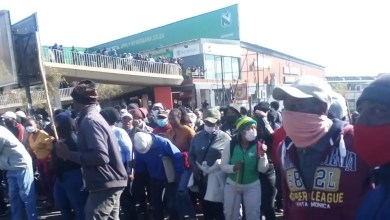 Soweto protests