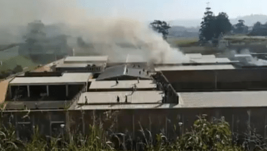 Chaos at KZN prison over Jacob Zuma