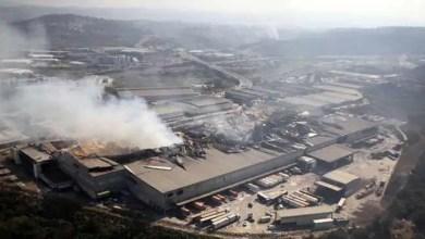 Cornubia chemical warehouse