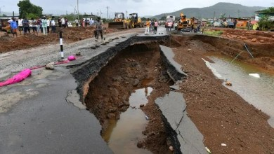India monsoon death toll
