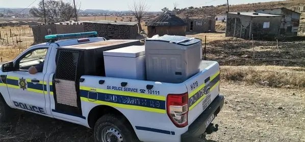 Police recover looted goods in KwaZulu-Natal