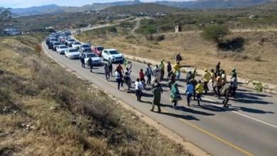 Religious leaders arrive in Nkandla to pray for Jacob Zuma