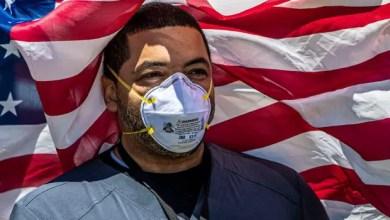 face mask in America