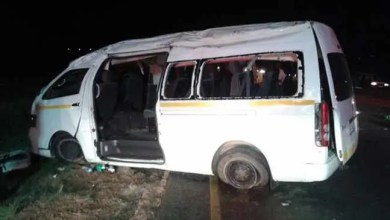 A Toyota minibus carrying commuters was involved in a collision with a Toyota sedan that claimed four lives in Limpopo