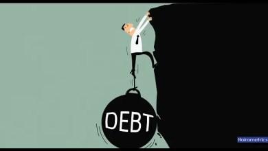 Nigeria Debt Load