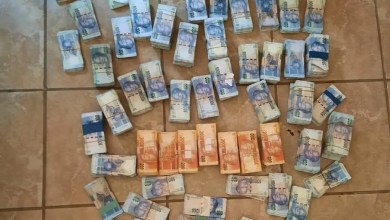 Suspects arrested for possession of R2 million in counterfeit money