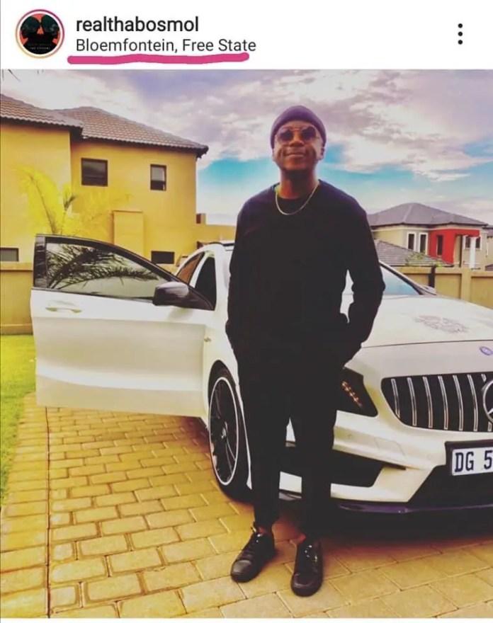 Kelly Khumalo allegedly dating Zodwa Wabantu's crush Thabo from Black Motions