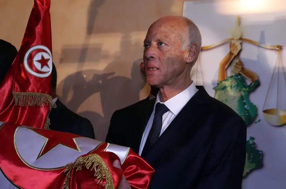 President Kais Saied
