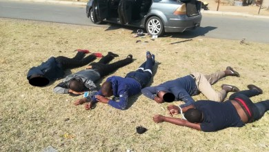 Robbery suspect shot dead, 5 more arrested after syndicate strikes at KZN Sassa paypoint