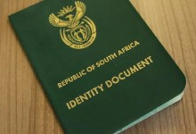 SA Identity Document