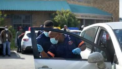 Thulani Manqoyi shot dead at Heinz Park Primary School in Philippi