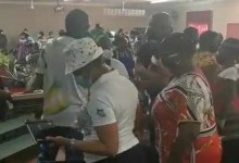 Video of ANC treasurer Paul Mashatile handing out money during campaign emerges