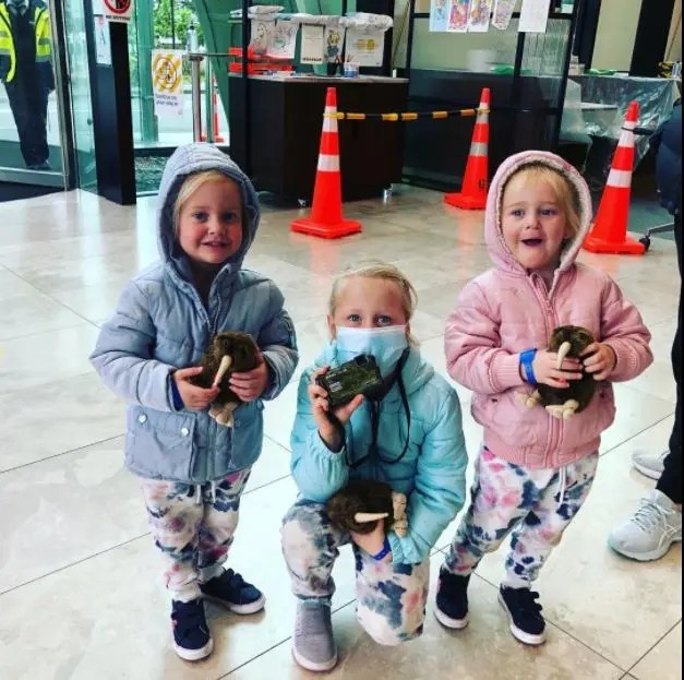 Woman arrested after three SA children found dead in New Zealand