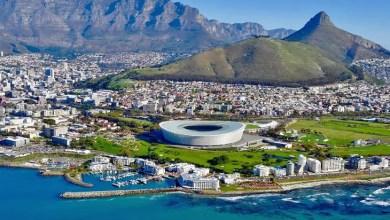 Africa's Leading City Destination
