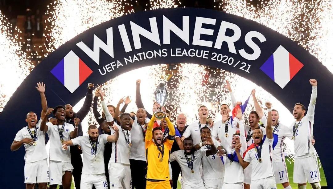 France Winners