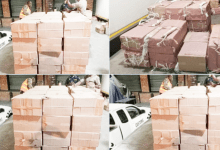 SANDF confiscates vehicles and illegal cigarettes worth R3.8 million