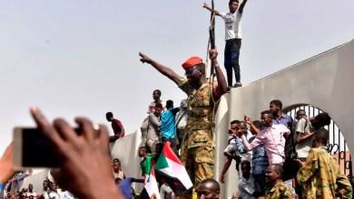Sudan coup