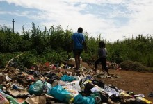 dumpsite in Ebumnandini