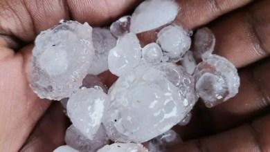 severe hail storm
