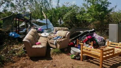 shacks were demolished by Durban's land invasion