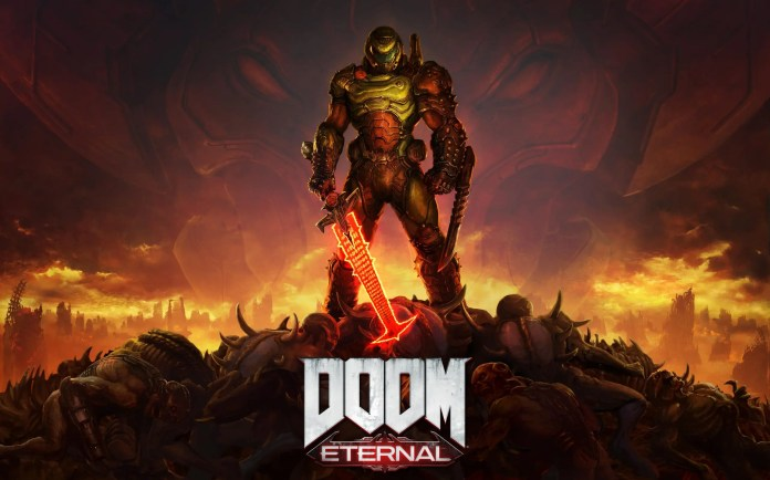 Doom Eternal Story Trailer has the old Ultra-Violence