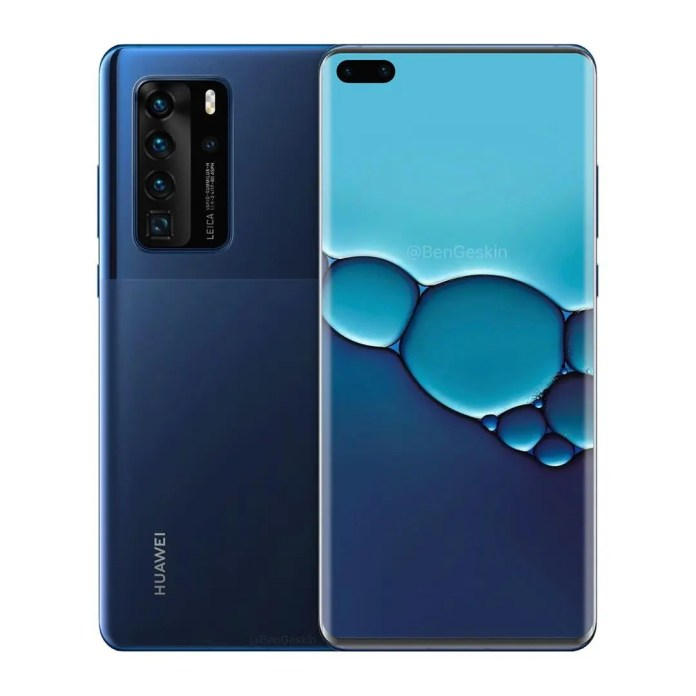 All you need to know about the upcoming Huawei P40