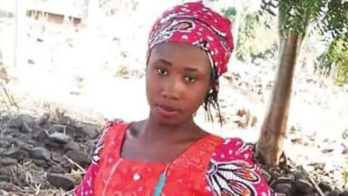 Abducted Leah Sharibu Gives Birth For Boko Haram Top Commander