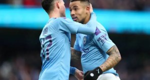 Manchester City 4 -0 Fulham
