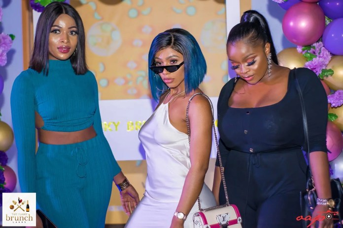 THE FUNKY BRUNCH LAGOS LAST EDITION WAS A MEGA HIT!!! CELEBRITIES, MUSIC, AND FASHION!!!