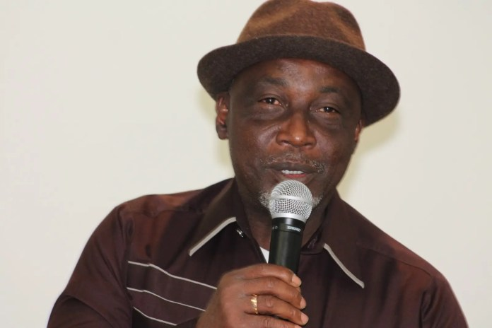 Abba Moro submits a petition to senate against the alleged killing of the journalist