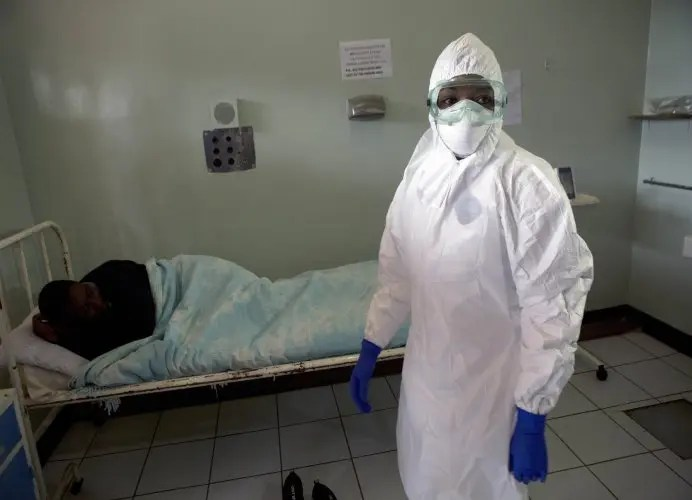 South African woman faces arrest for faking Coronavirus symptoms
