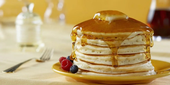 This is the easiest pancake recipe