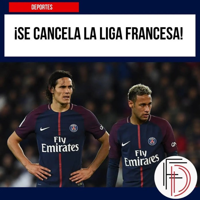 France to not resume its top two divisions this season