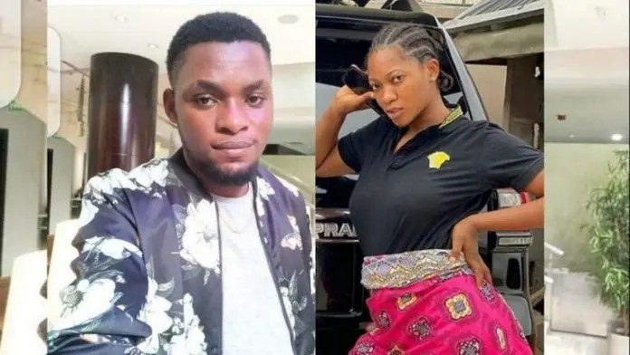 Mark Angel insists he won't marry a village girl his mom brought for him