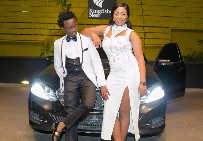 Bahati reveals secret behind a successful marriage is in the bedroom