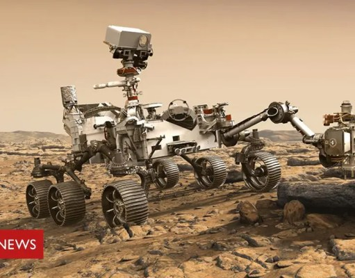 Earth is off to find life on Mars as rover launches today