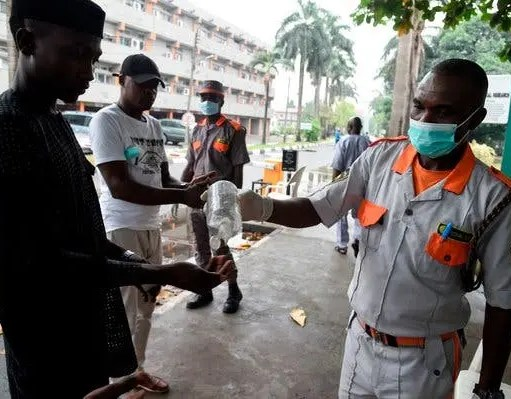 Nigeria has a total of 878 COVID19 deaths as of 31 July 2020
