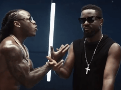 Ace Hood has branded Ghanaian hip-hop musician Sarkodie a liar for the second time