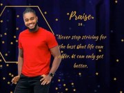 BBNaija 2020: Praise becomes the 1st housemate to win the Friday Arena games