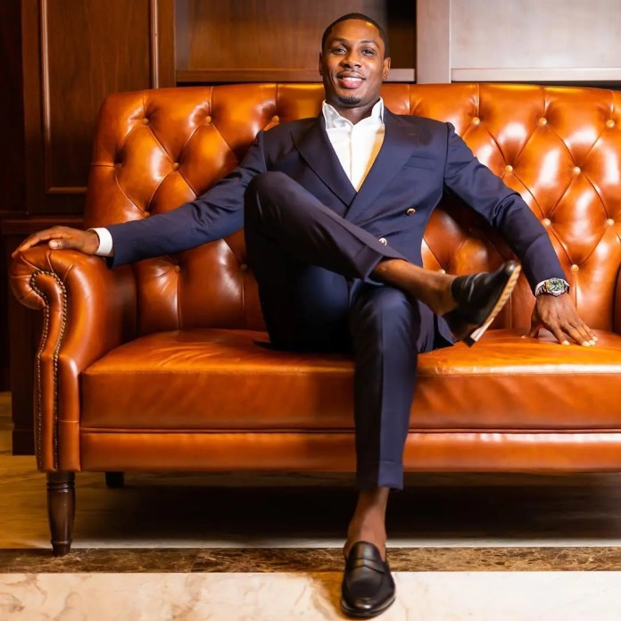 Odion Ighalo: It's not every man's dream that comes to pass, well mine did