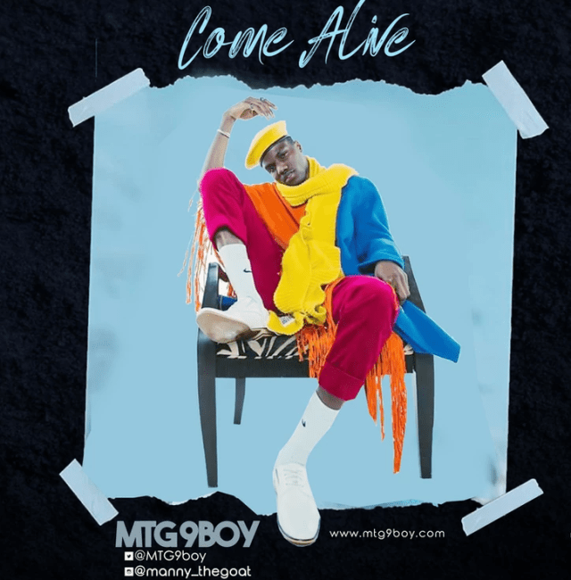 "MTG 9boy 2 latest singles ""Come Alive"" & ""Moonlight"""