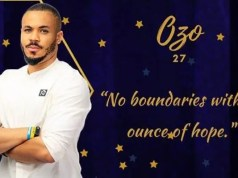 BBNaija 2020: Ozo gets second strike