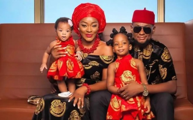 Chacha Eke says her marriage to Austin Faani is over