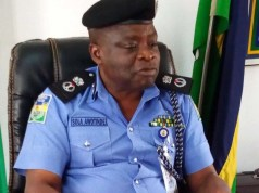 Ebonyi State Commissioner of Police