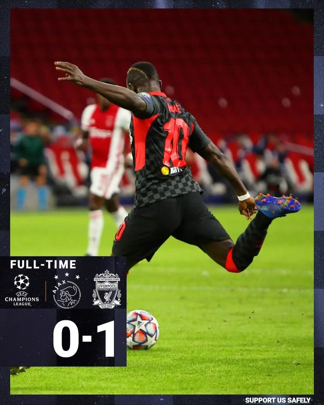 Ajax 1 0 Liverpool News365 Nigeria