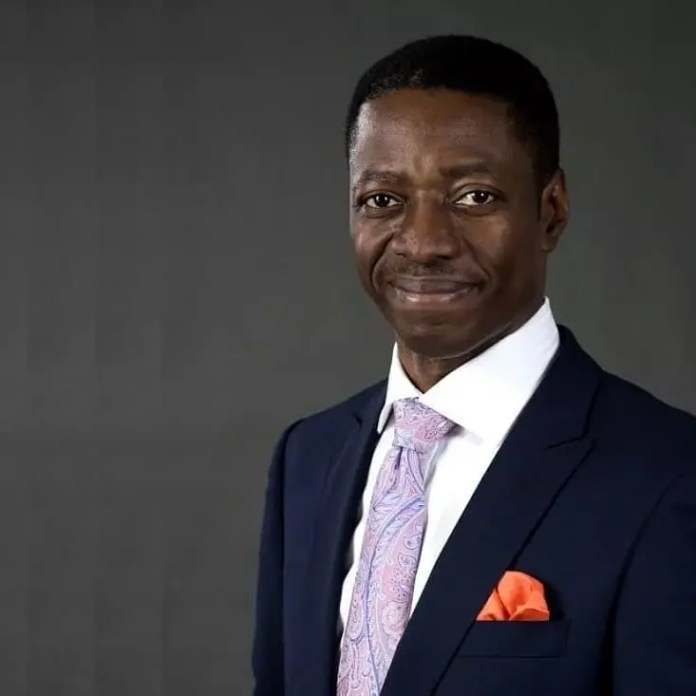 Pastor Sam Adeyemi to #EndSARS protestors: Use this rare opportunity to secure deep changes that will lead to Nigeria's development