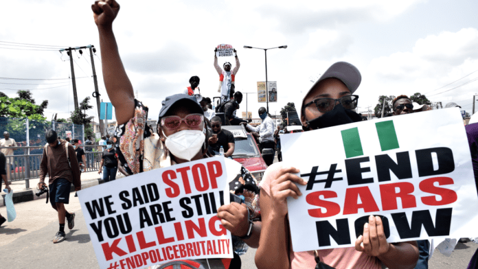 Human rights groups demand investigation of other police units #EndSARS