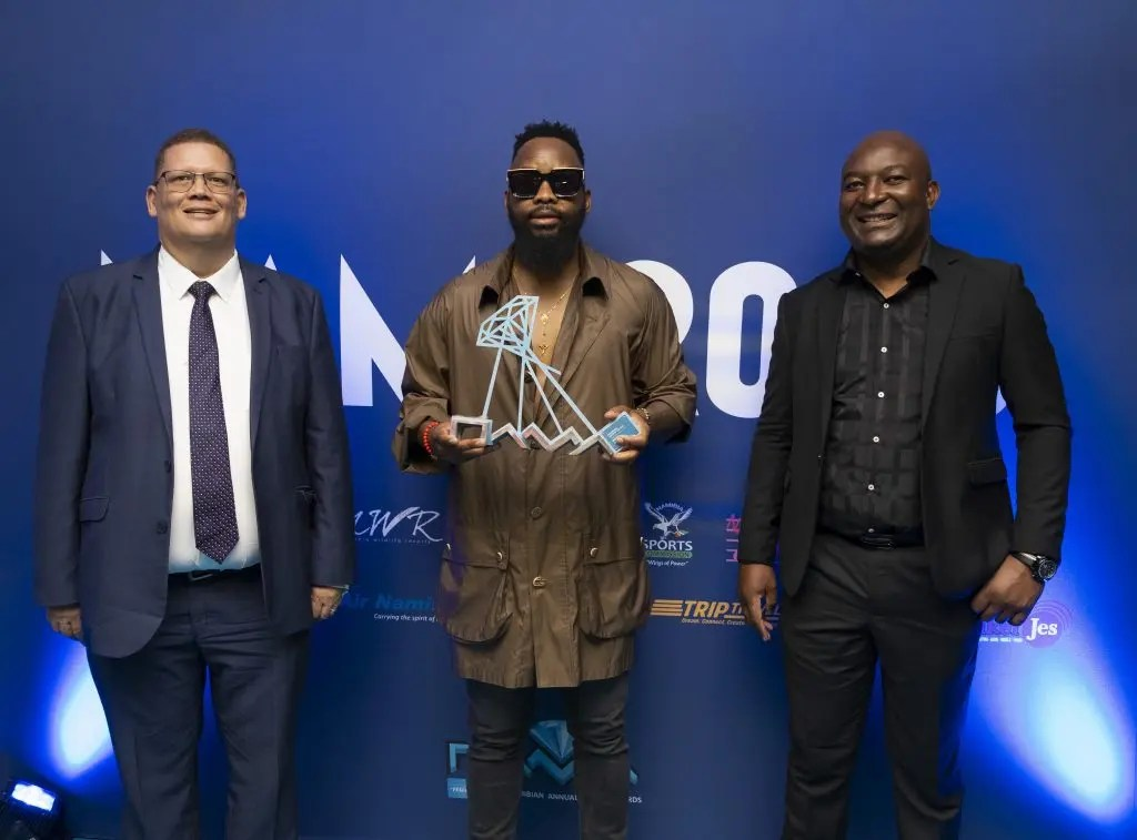 Gazza adds artist of the decade to his list of NAMA awards