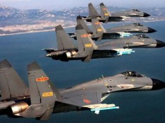 China Warplanes
