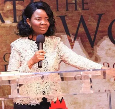 Mrs Faith Oyedepo